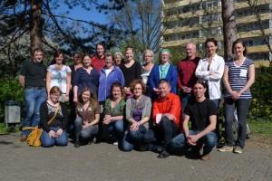 Das Schulteam des Diakonischen Werkes Lörrach