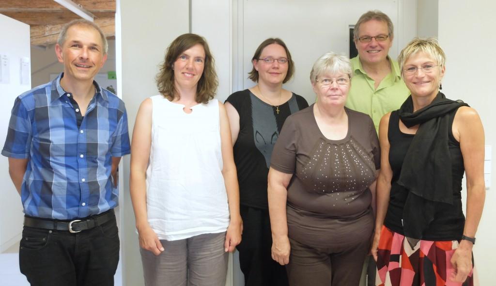 Gruppenbild Aufsichtsrat 2015