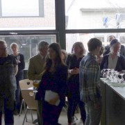 Eröffnung des Schülercafés Sleepless am Kant-Gymnasium in Weil am Rhein