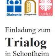 Einladung zum Trialog-Treffen am 17.09.2020