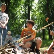"""Jungsgruppe """"Nix wie raus"""" an der Friedrich-Ebert-Schule"""