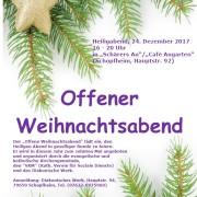 """Weihnachten in """"Schärers Au"""""""