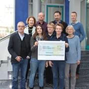 Badenova spendet für Leuchtturmgruppe