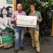 3000 Euro für unser Kinderprojekt Leuchtturm – KiSEL