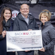5000,- Euro für das KISEL-Leuchtturmprojekt
