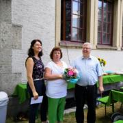 Diakonie dankt für 10 Jahre ehrenamtliche Tätigkeit