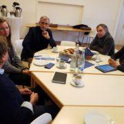 Armin Schuster (MdB) besucht Mehrgenerationenhaus des Diakonischen Werks im Landkreis Lörrach